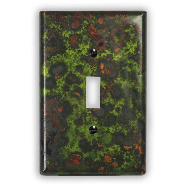 Irish Moss Wallplate