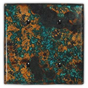 Mystic Topaz Copper - 2 Blank