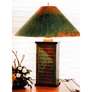 Zen Copper Lamp