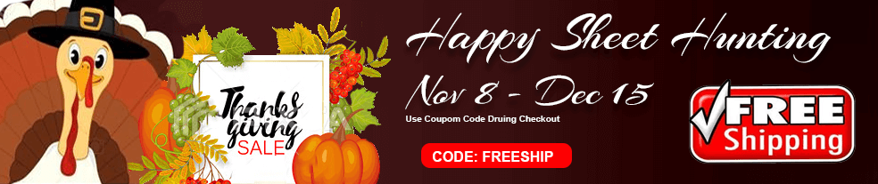 Thanksgiving Promo Banner
